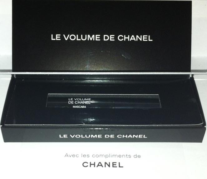 2013-03-21 - mascara chanel